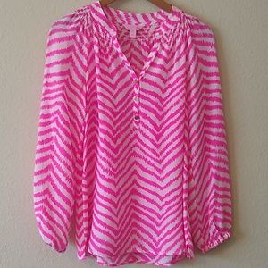 NEW Lilly Pulitzer top